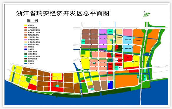 瑞安经济开发区紧依瑞安市区,东临东海,南界飞云江,北接安阳新区