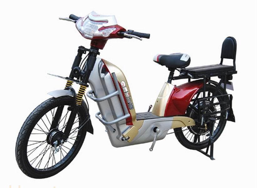 电动自行车_360百科