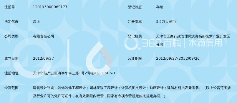 天津市兰尚建筑设计咨询如何绘制pdf图图片