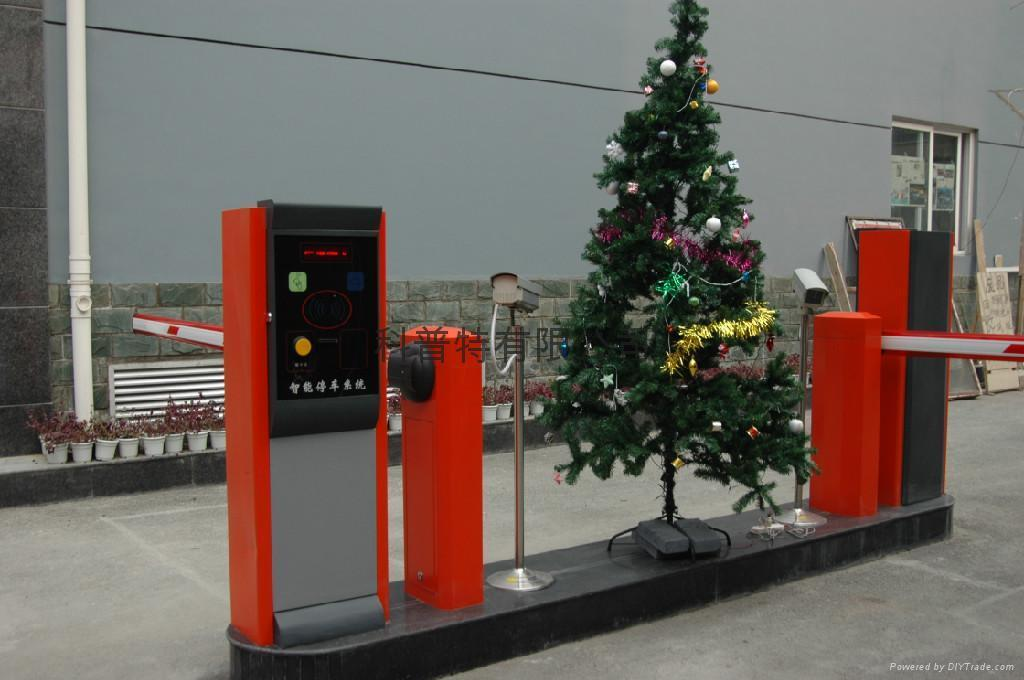 智能停车场管理系统图片